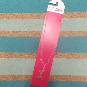 Justice Brand Dance Necklace